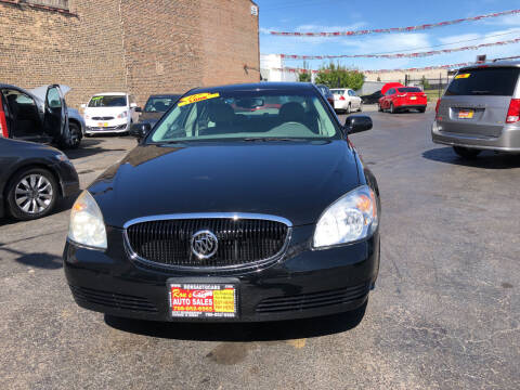 2007 Buick Lucerne for sale at RON'S AUTO SALES INC in Cicero IL