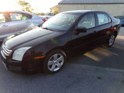 2007 Ford Fusion for sale at Creech Auto Sales in Garner NC
