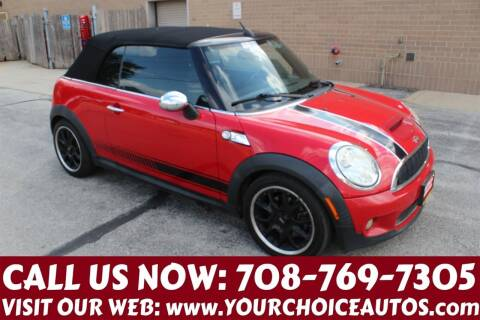 2010 MINI Cooper for sale at Your Choice Autos in Posen IL