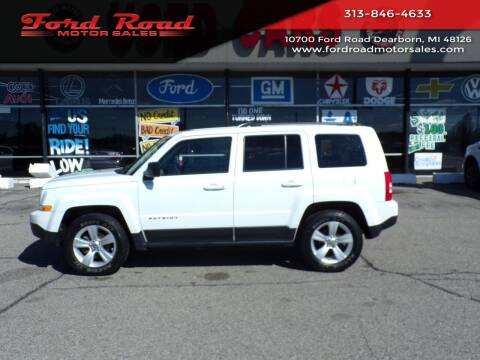 2016 Jeep Patriot for sale at Ford Road Motor Sales in Dearborn MI