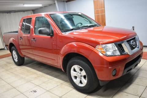 2012 Nissan Frontier for sale at Adams Auto Group Inc. in Charlotte NC