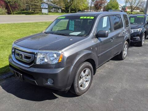 2011 Honda Pilot for sale at Kidron Kars INC in Orrville OH