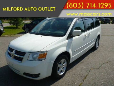 2010 Dodge Grand Caravan for sale at Milford Auto Outlet in Milford NH