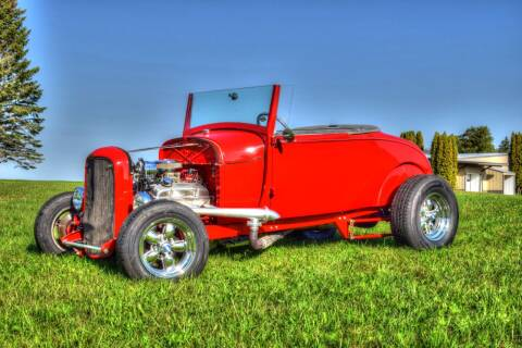 1928 Ford Model A for sale at Hooked On Classics in Watertown MN