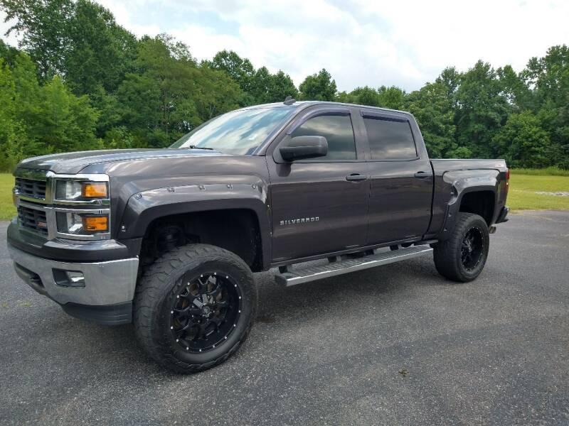 2014 Chevrolet Silverado 1500 for sale at CARS PLUS in Fayetteville TN