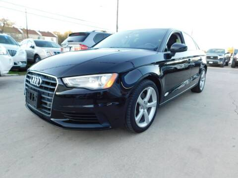 2016 Audi A3 for sale at AMD AUTO in San Antonio TX