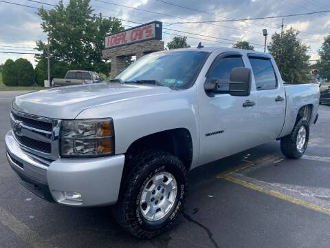 2011 Chevrolet Silverado 1500 for sale at I-DEAL CARS in Camp Hill PA