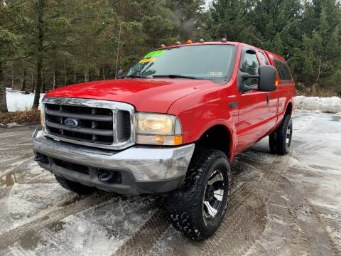 2004 Ford F-250 Super Duty for sale at SMS Motorsports LLC in Cortland NY