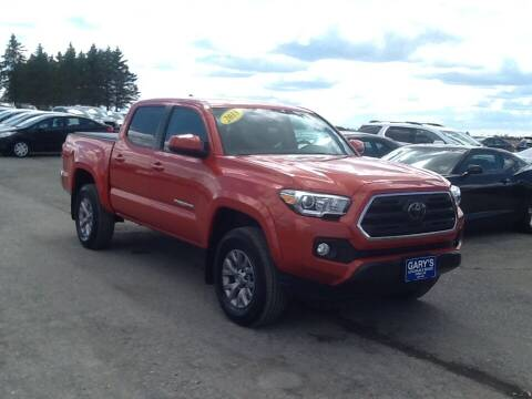 2018 Toyota Tacoma for sale at Garys Sales & SVC in Caribou ME