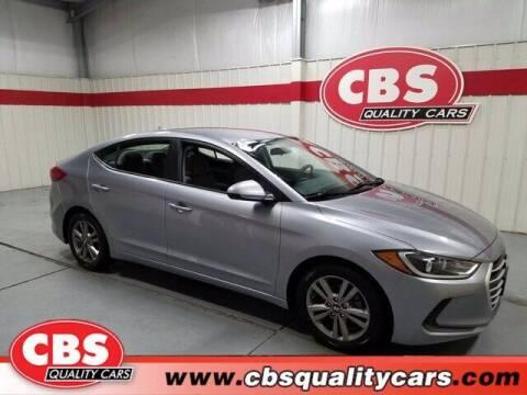 2017 Hyundai Elantra for sale at CBS Quality Cars in Durham NC