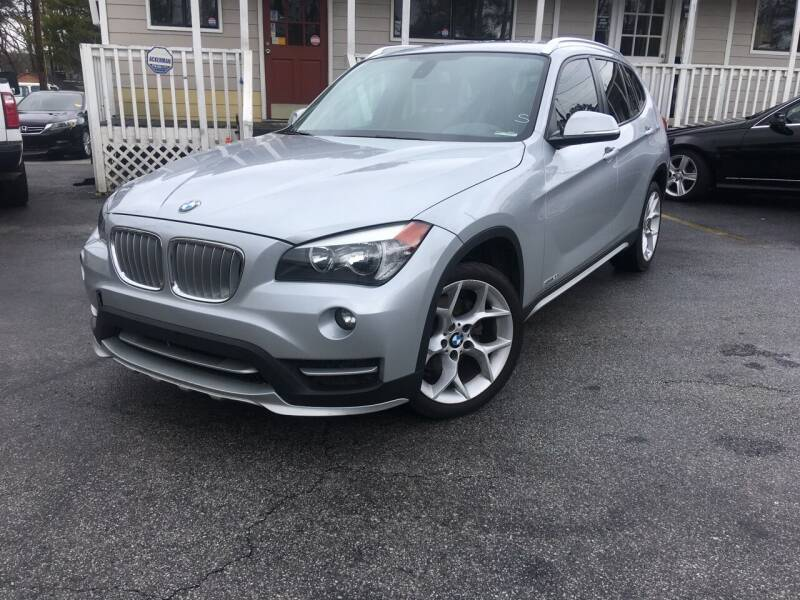 2015 BMW X1 for sale at Georgia Car Shop in Marietta GA
