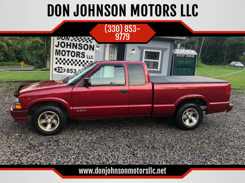 1999 Chevrolet S-10 for sale in Lisbon, OH