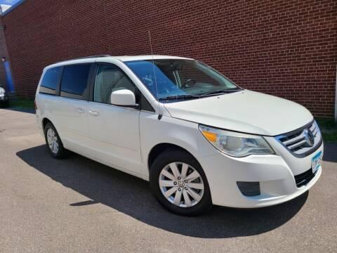 2012 Volkswagen Routan for sale at Minnesota Auto Sales in Golden Valley MN
