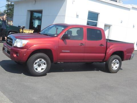 2007 Toyota Tacoma for sale at Price Auto Sales 2 in Concord NH