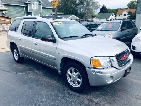 2004 GMC Envoy XUV for sale at SHEFFIELD MOTORS INC in Kenosha WI
