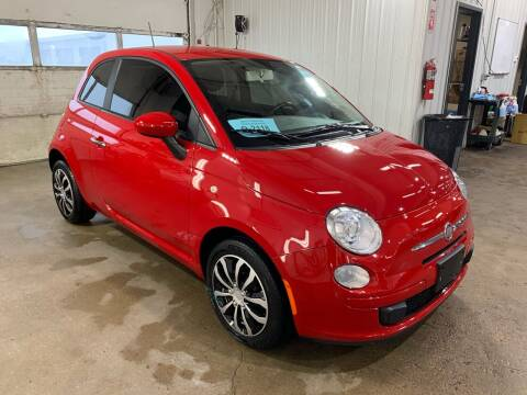 2012 FIAT 500 for sale at Premier Auto in Sioux Falls SD