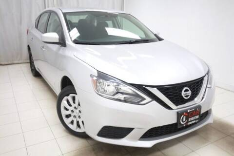 2019 Nissan Sentra for sale at EMG AUTO SALES in Avenel NJ