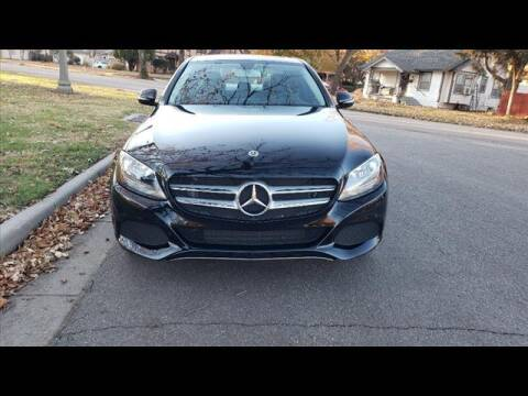 2018 Mercedes-Benz C-Class for sale at Euro-Tech Saab in Wichita KS
