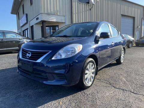 2012 Nissan Versa for sale at Premium Auto Collection in Chesapeake VA