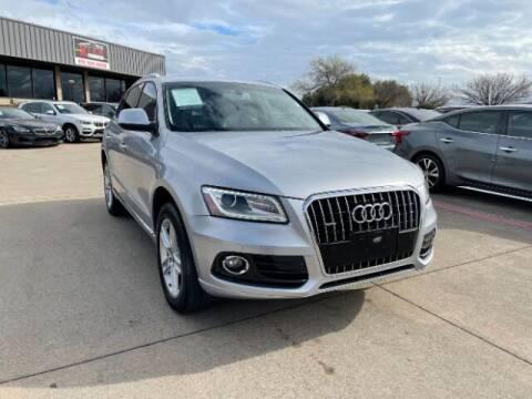 2015 Audi Q5 for sale at KIAN MOTORS INC in Plano TX
