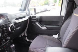 2013 Jeep Wrangler Unlimited 4x4 Sahara 4dr SUV - West Nyack NY