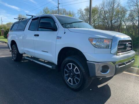 2009 Toyota Tundra for sale at Encore Auto in Niles MI