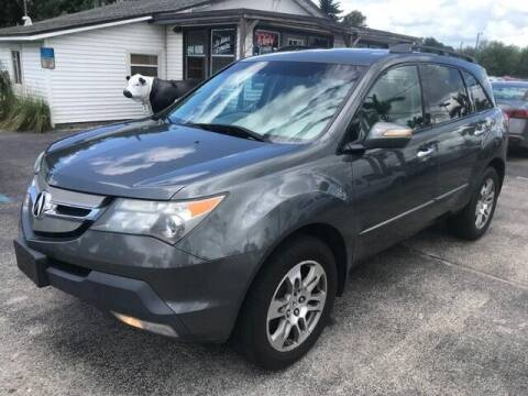 2007 Acura MDX for sale at Denny's Auto Sales in Fort Myers FL