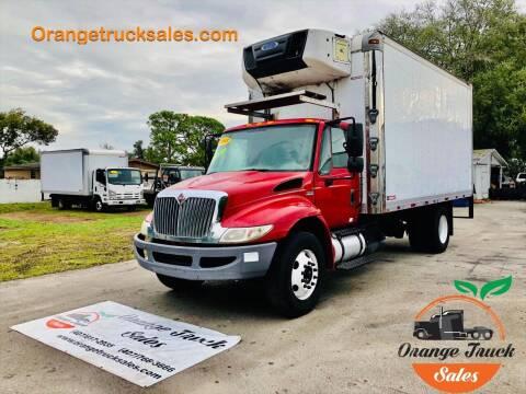 2013 International DuraStar 4300 for sale at Orange Truck Sales in Orlando FL