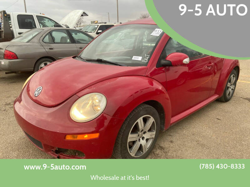 2006 Volkswagen New Beetle for sale at 9-5 AUTO in Topeka KS