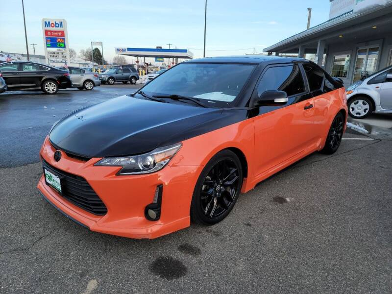 2015 Scion tC for sale at Artistic Auto Group, LLC in Kennewick WA