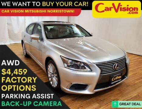 2017 Lexus LS 460 for sale at Car Vision Mitsubishi Norristown in Trooper PA