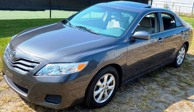 2011 Toyota Camry for sale at Autoworks of Devon in Milford CT