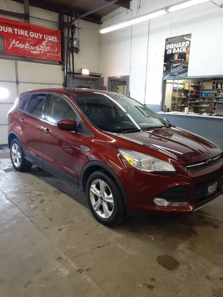 2014 Ford Escape for sale at QUALITY MOTORS in Cuba City WI