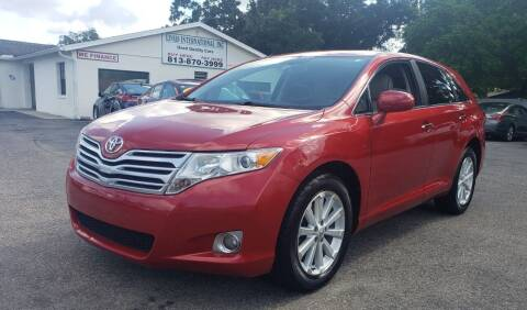 2009 Toyota Venza for sale at Linus International Inc in Tampa FL