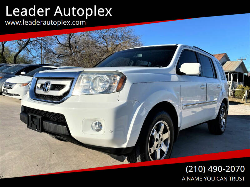 2010 Honda Pilot for sale at Leader Autoplex in San Antonio TX