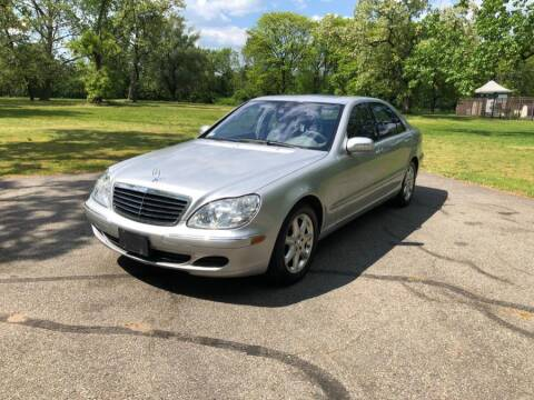 2005 Mercedes-Benz S-Class for sale at Cars With Deals in Lyndhurst NJ