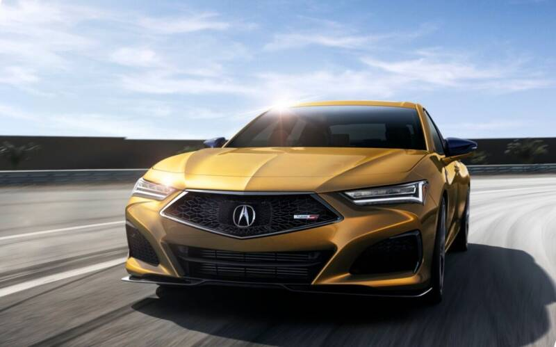 2021 Acura TLX for sale at Diamante Leasing in Brooklyn NY
