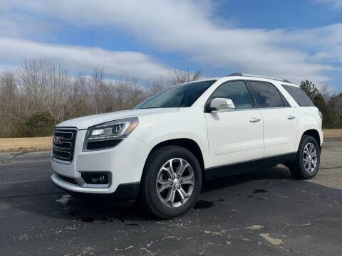 2015 GMC Acadia for sale at Crawley Motor Co in Parsons TN