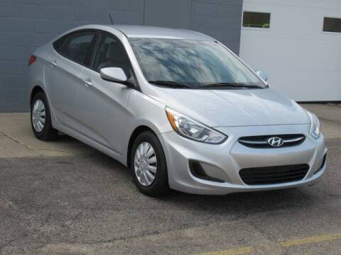 2015 Hyundai Accent for sale at K&M Wayland Chrysler  Dodge Jeep Ram in Wayland MI