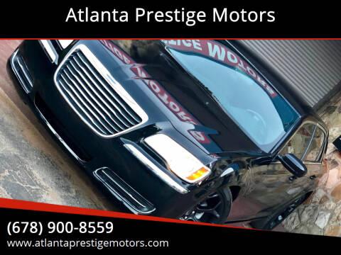 2014 Chrysler 300 for sale at Atlanta Prestige Motors in Decatur GA