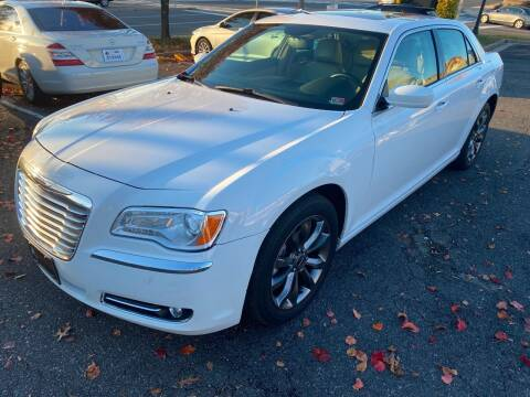 2014 Chrysler 300 for sale at DC Motorcars in Springfield VA