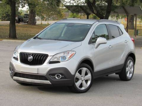 2015 Buick Encore for sale at Highland Luxury in Highland IN
