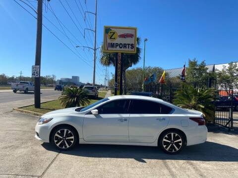 2018 Nissan Altima for sale at A to Z IMPORTS in Metairie LA