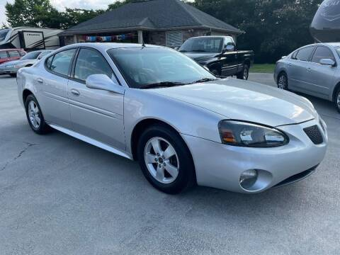 2005 Pontiac Grand Prix for sale at Autoway Auto Center in Sevierville TN