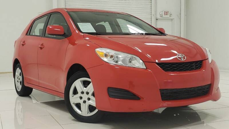 2010 Toyota Matrix for sale at 1 Car For You Auto Sales in Peachtree Corners GA