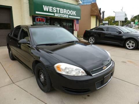 2011 Chevrolet Impala for sale at Westbrook Motors in Grand Rapids MI