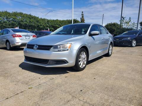 2014 Volkswagen Jetta for sale at A-1 Motors in Virginia Beach VA
