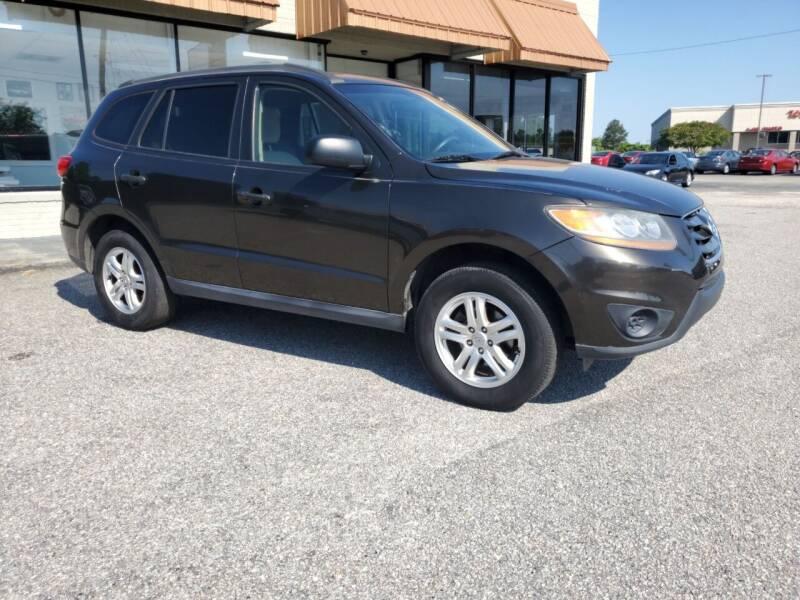 2011 Hyundai Santa Fe for sale at Ron's Used Cars in Sumter SC