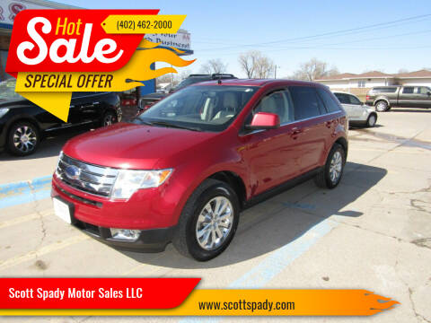 2008 Ford Edge for sale at Scott Spady Motor Sales LLC in Hastings NE