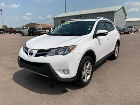 2014 Toyota RAV4 for sale at De Anda Auto Sales in South Sioux City NE